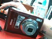 NIKON Digital Camera COOLPIX L120